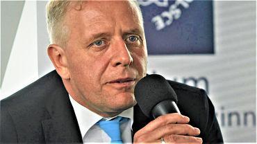 Dr Michał Sutkowski, prezes Warszawskich Lekarzy Rodzinnych