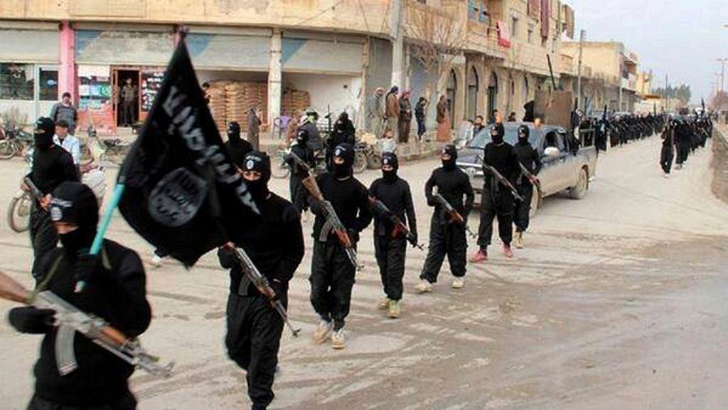 Bojownicy tzw. Państwa Islamskiego (zdjęcie ilustracyjne)