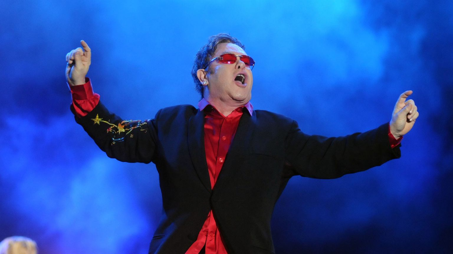 Elton John w Rio de Janeiro