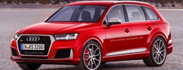 Audi rozważa zbudowanie RS Q7 | Super SUV