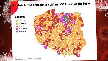 Koronawirus w Polsce.