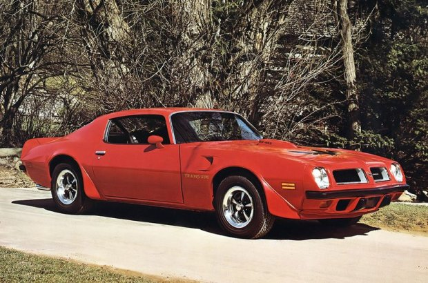 Pontiac Firebird Trans Am z 1974