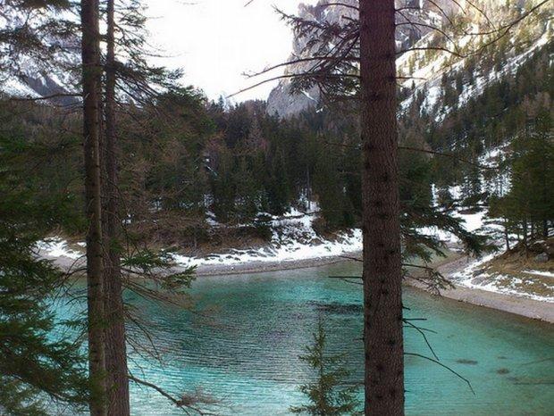 Gruner See zimą/ CC BY-SA 2.0/ x7794/ Flickr.com