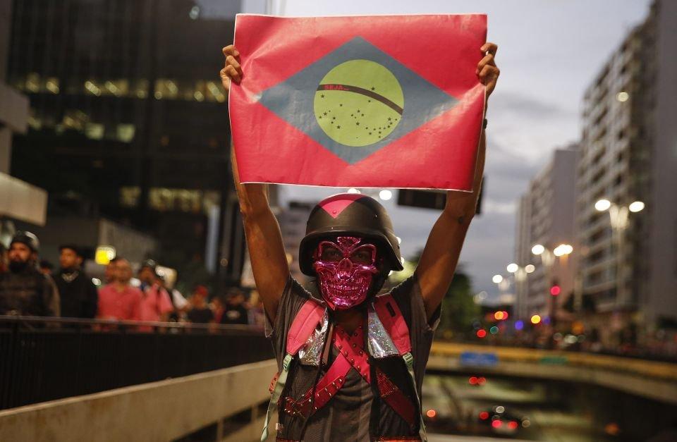 Brazylia protesty