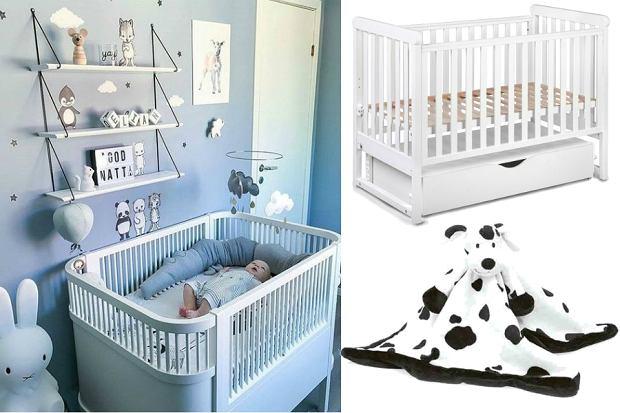 Łóżeczka dla niemowlaka