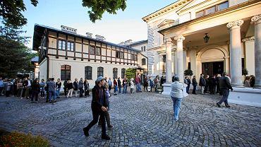 Noc Muzeów 2018. Muzeum - Pałac Herbsta