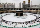 Arabia Saudyjska do muzułmanów: Wstrzymajcie się z rezerwowaniem pielgrzymek