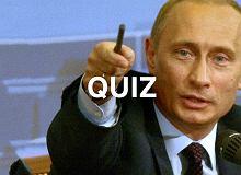 NAJLEPSZE QUIZY 2018. 12 MIEJSCE. Uczyliście się rosyjskiego? Założę się, że nic nie pamiętacie z tego języka