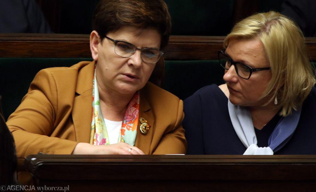 Beata Szydło, Beata Kempa