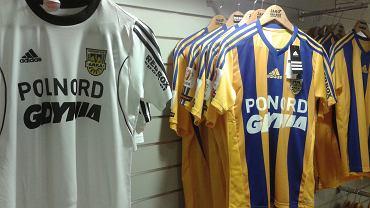 Koszulki meczowe dostępne w sklepie Arki
