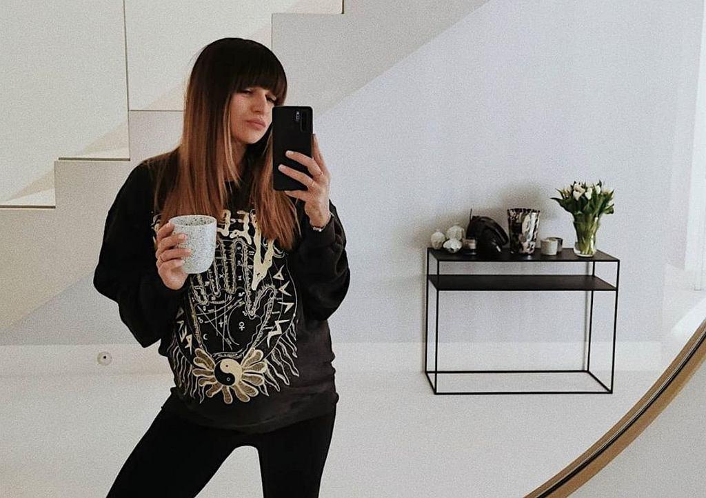 Anna Lewandowska o prawidłowym oddychaniu