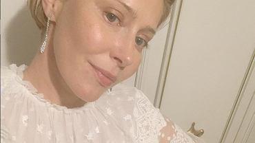 Katarzyna Warnke nago w wannie. Uwagę fanów przykuł jeden szczegół