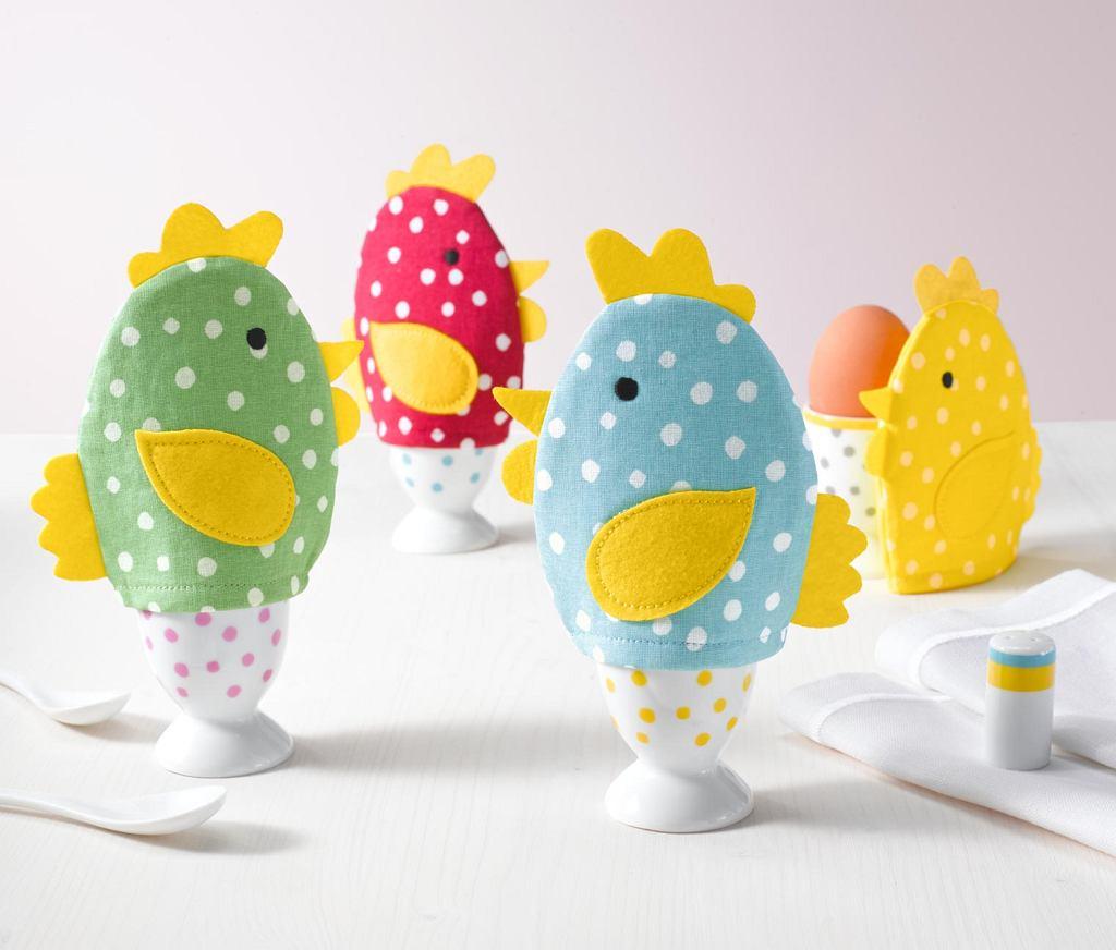 Ocieplpacze na jajka, 4 sztuki, Tchibo, 23,95 zł