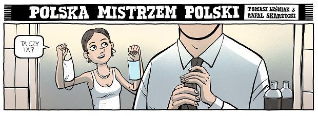Zdjęcie numer 2 w galerii - Polska mistrzem Polski