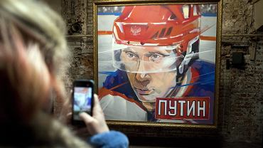 Russia Putin Paintings