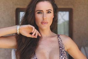 Celia Jaunat pochwaliła się wysportowaną sylwetką w bikini. Jej forma zaskakuje