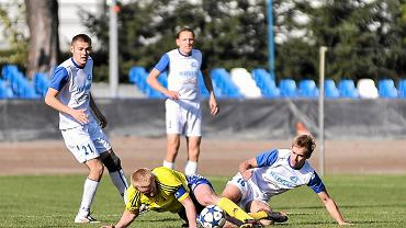 Stal Rzeszów - Olimpia Elbląg 1:0