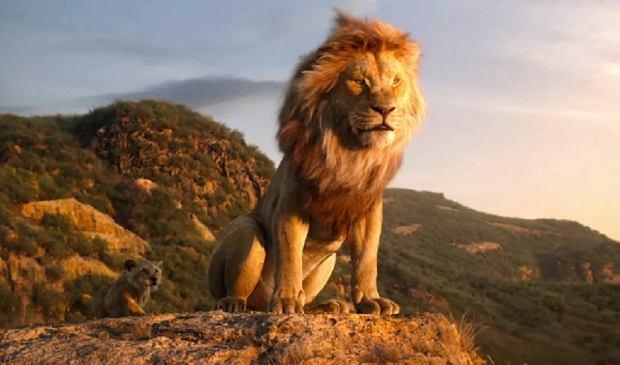 'Król Lew'
