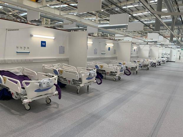 NHS Nightingale Hospital London