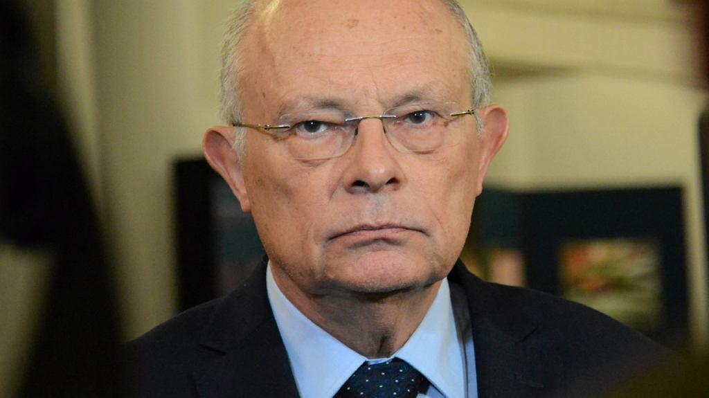 Marek Borowski, senator KO