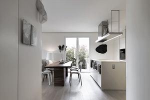 Wspomnienie Toskanii - nowoczesny apartament w sercu Mediolanu