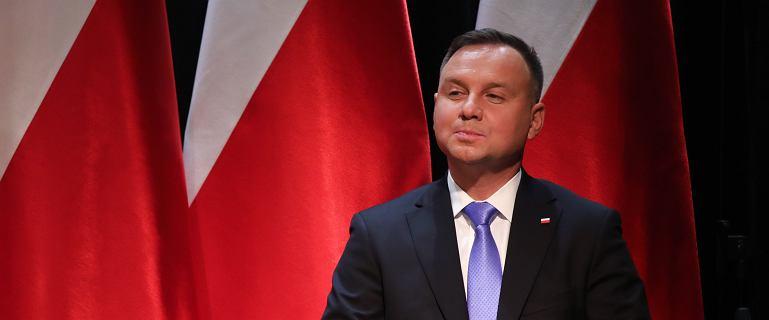 Duda skierował do Sejmu projekt ustawy o dodatku solidarnościowym
