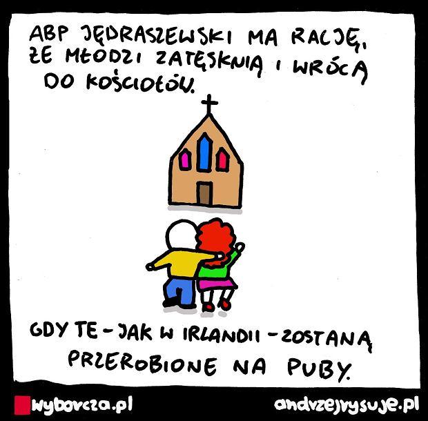 Andrzej Rysuje \ Jędraszewski - Andrzej Rysuje Jędraszewski -