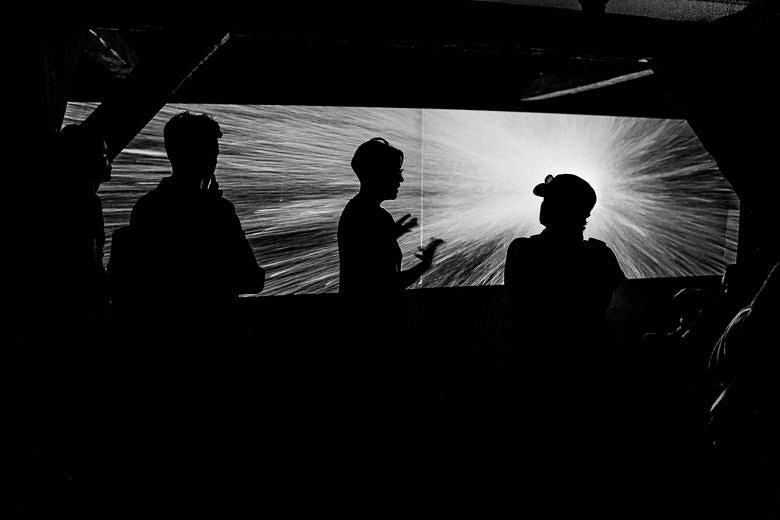 17. Biennale Sztuki Mediów WRO' 17 Draft Systems / Marcin Maziej/materiały prasowe