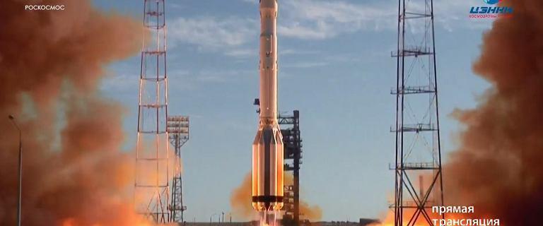 Rosja. Rakieta Proton-M wystartowała. Na jej pokładzie wyjątkowy teleskop