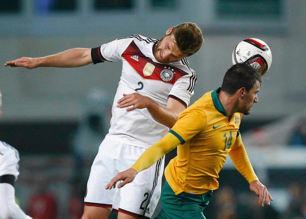 Niemcy - Australia