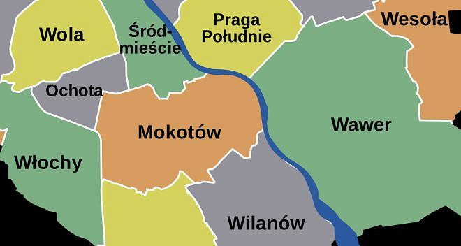 O przesunięcie granic postulowali mieszkańcyoraz radni Wilanowa, którzy mają szansę wypowiedzieć się w tej sprawie.