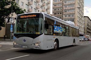 Chińczycy na Węgrzech zbudują fabrykę autobusów elektrycznych