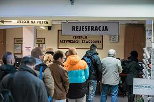 GUS: stopa bezrobocia w Polsce wynosi 5,8 proc. - najmniej od 28 lat. Ale aż 5 mln osób jest biernych zawodowo