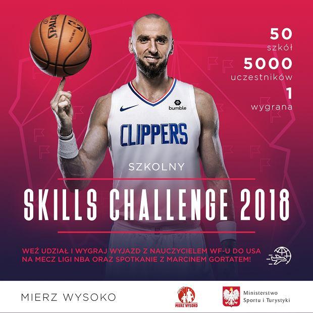Szkolny Skills Challenge