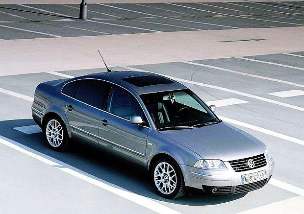 W8 to przedsmak luksusowych Volkswagenów