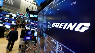 Wall Street, akcje Boeinga - zdjęcie ilustracyjne