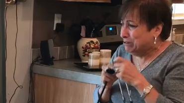 Mama słyszy bicie serca swojego zmarłego syna