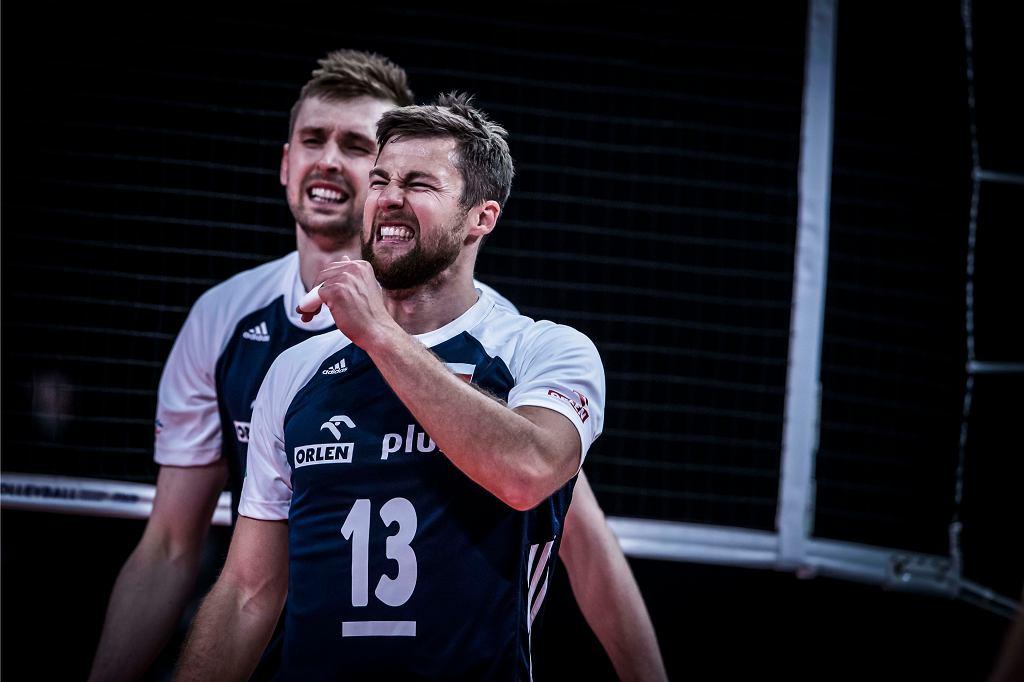 Liga Narodów: Polska - Słowenia, siatkówka