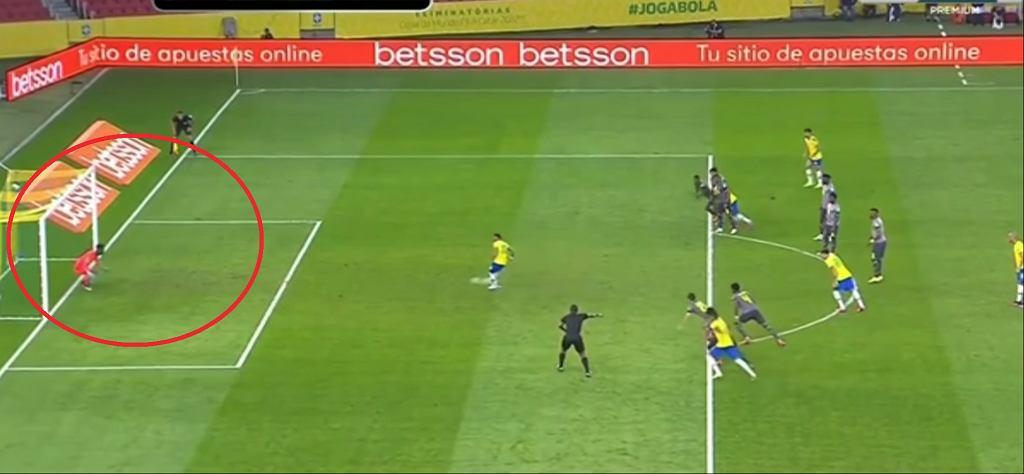 Neymar nie strzela rzutu karnego