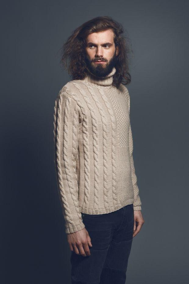 Ręcznie robione swetry: wełna jak marzenie