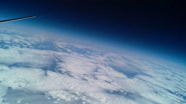 Zespół AGH Space Systems wypuścił do stratosfery balon z komórkami nowotworowymi na pokładzie