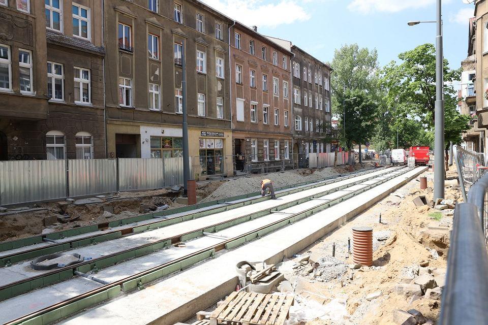Zdjęcie numer 16 w galerii - Wielka przebudowa w centrum Gorzowa trwa już rok. Co się ostatnio zmieniło?