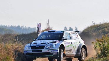 Esapekka Lappi zdominował rywalizację podczas sobotniego etapu 69. Rajdu Polski