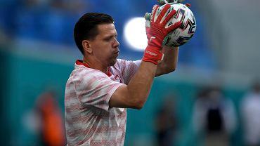 Ćwiąkała wskazuje następnego bramkarza reprezentacji Polski.