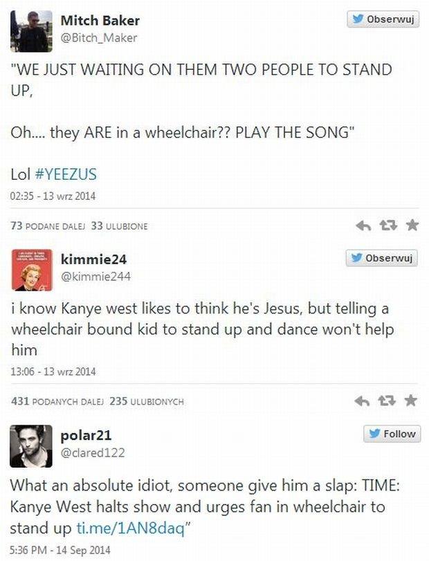 Fani o Kanye West