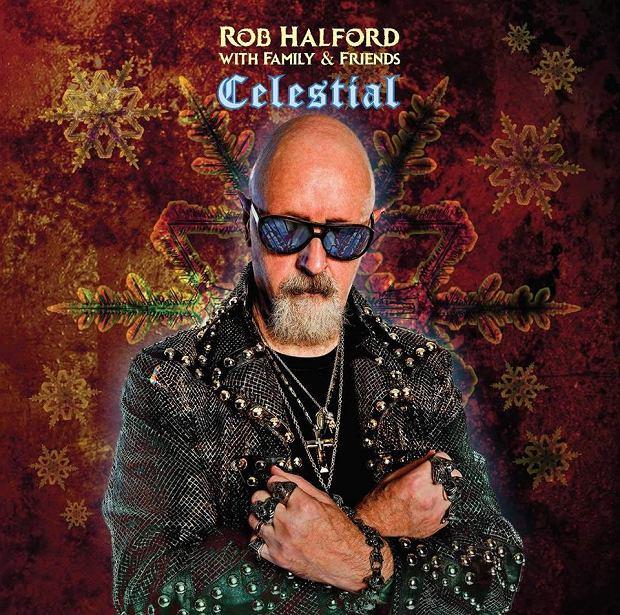 Rob Halford, nowy album Celestial