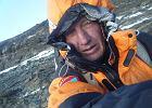 Wyprawa na K2. Urubko schodzi, Kaczkan i Bedrejczuk idą w stronę obozu C3