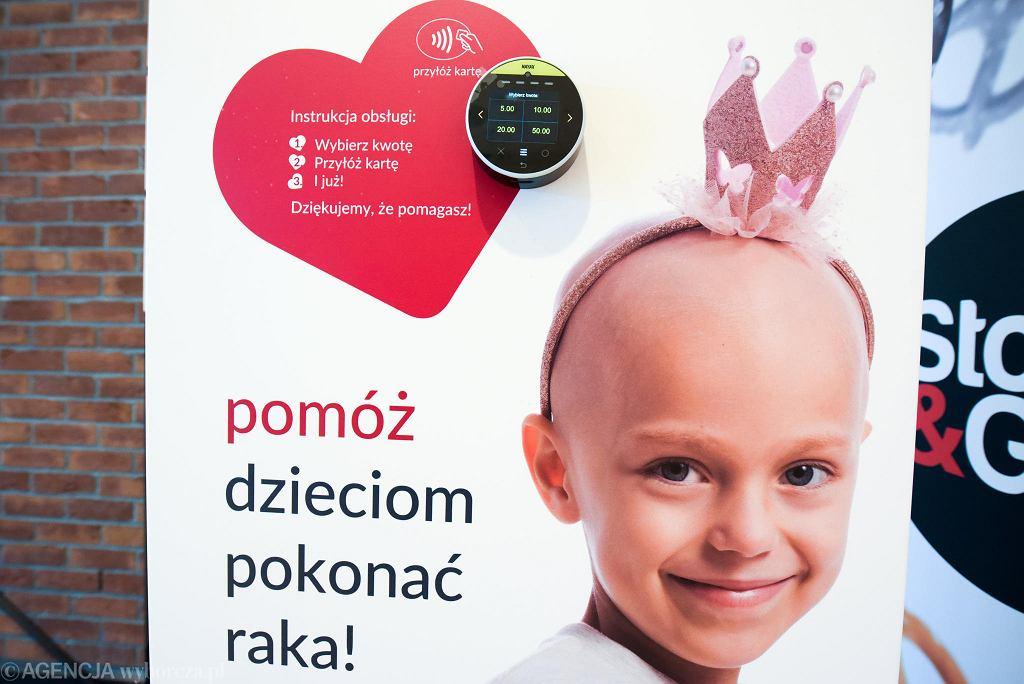 Zbiórkomat dla Przylądka Nadziei stanął we Wrocławiu