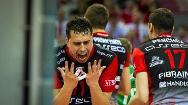 Fabian Drzyzga, były rozgrywający Asseco Resovii. Być może w przyszłym sezonie wróci do Rzeszowa