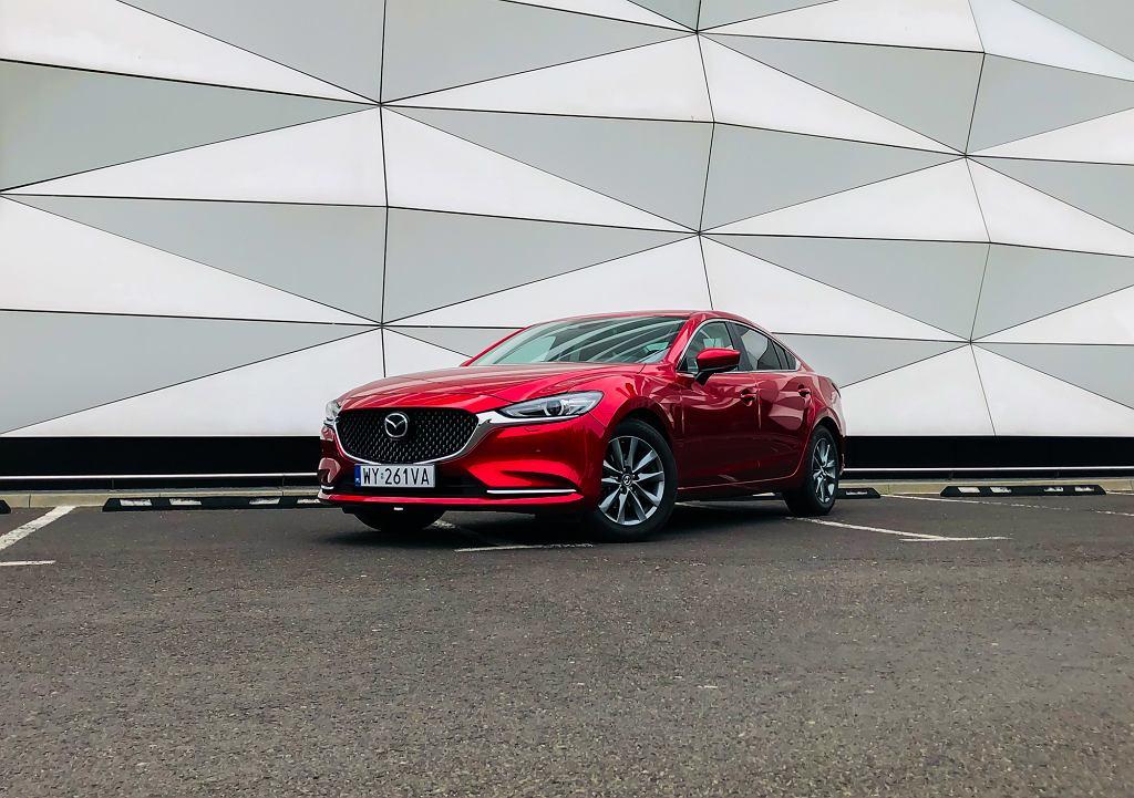 Mazda 6 2.0 165 KM SkyJoy